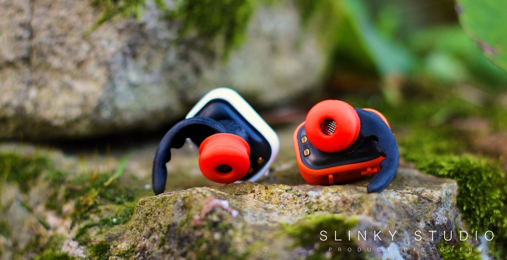 PKparis K'asq Earbuds Orange Silicone Ear Tips.jpg