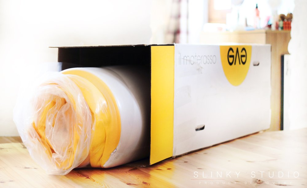 eve Mattress Box Vacuum Sealed Compressed