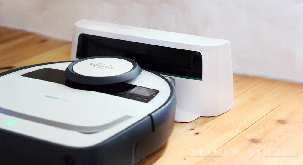 Vorwerk Kobold VR200 Robot Cleaner Charger