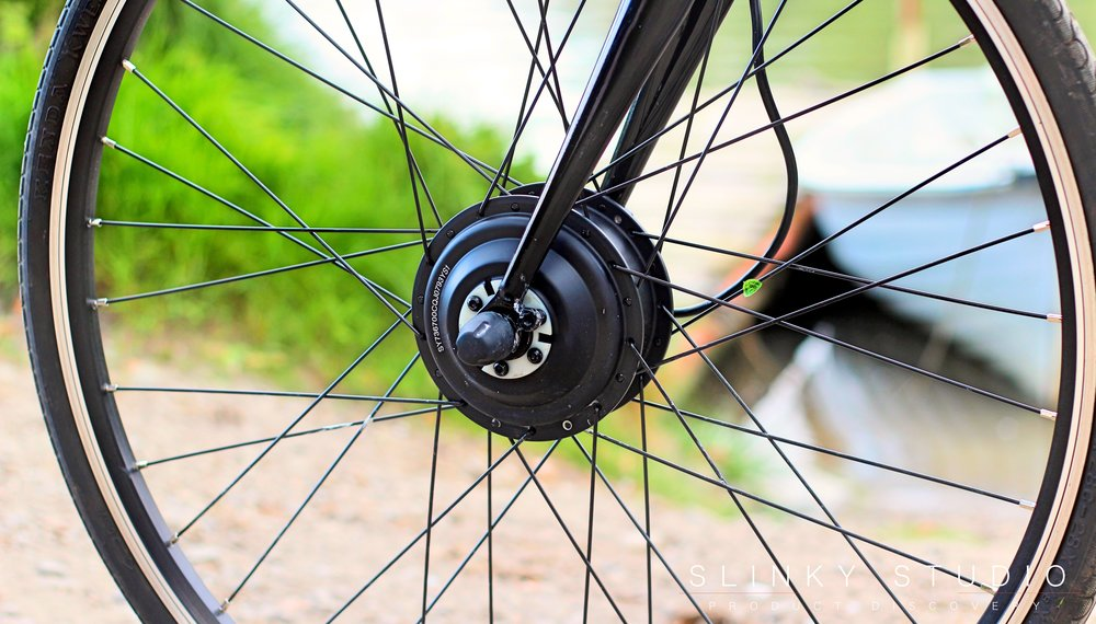 Dillenger Street Legal eBike Conversion Kit Motor Front Wheel.jpg