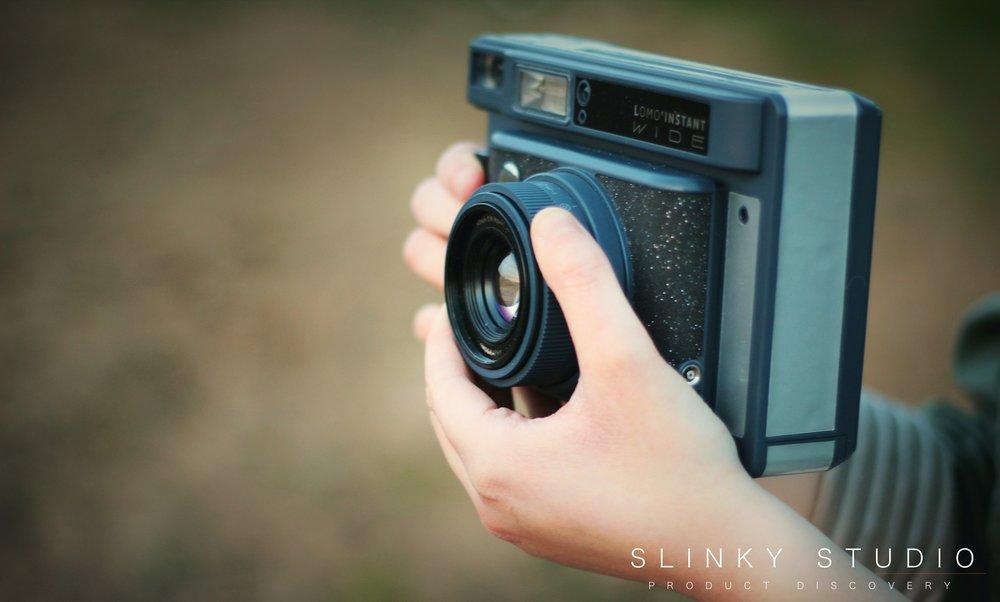 Lomography Lomo'Instant Wide Camera Lens Zoom