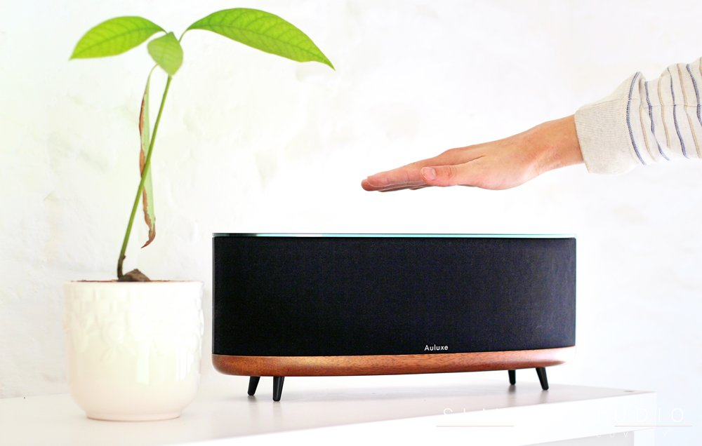 Auluxe Wave E3 Speaker Wave Gesture Controls