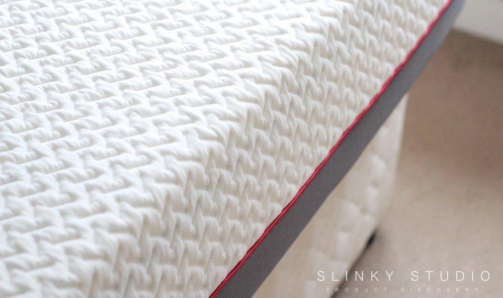Hyde & Sleep Pocket Sprung Hybrid Plus Mattress Close Up Texture.jpg