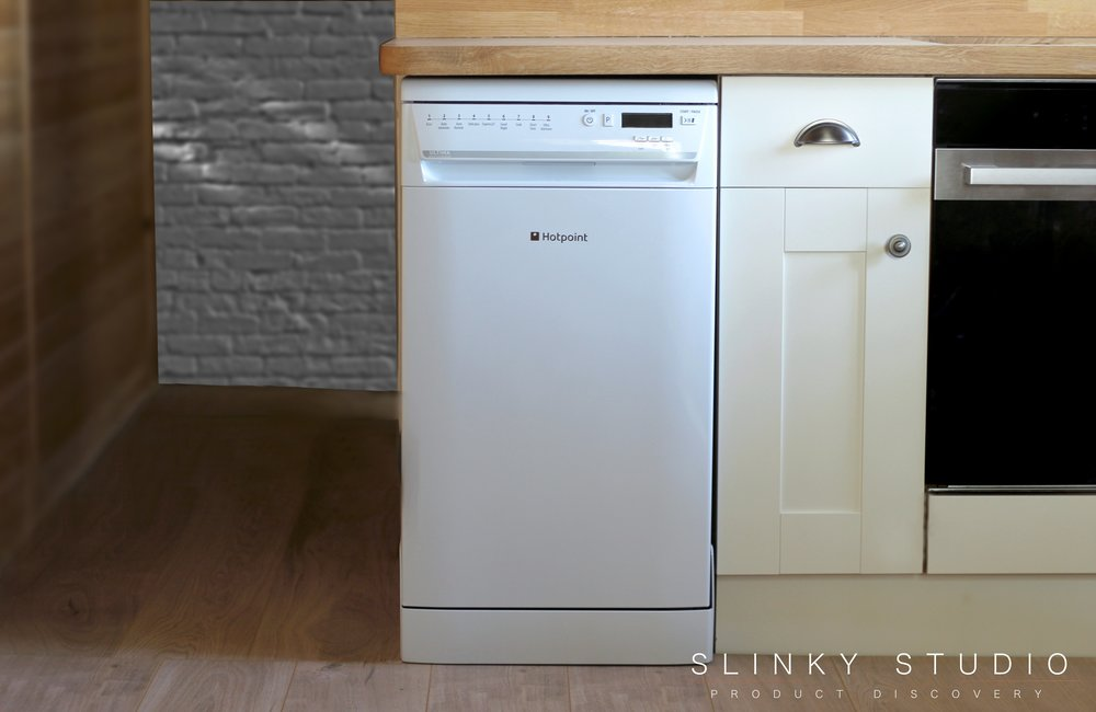 hotpoint ultima slimline dishwasher review slinky studio. Black Bedroom Furniture Sets. Home Design Ideas