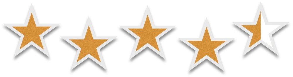 Four & Half Stars