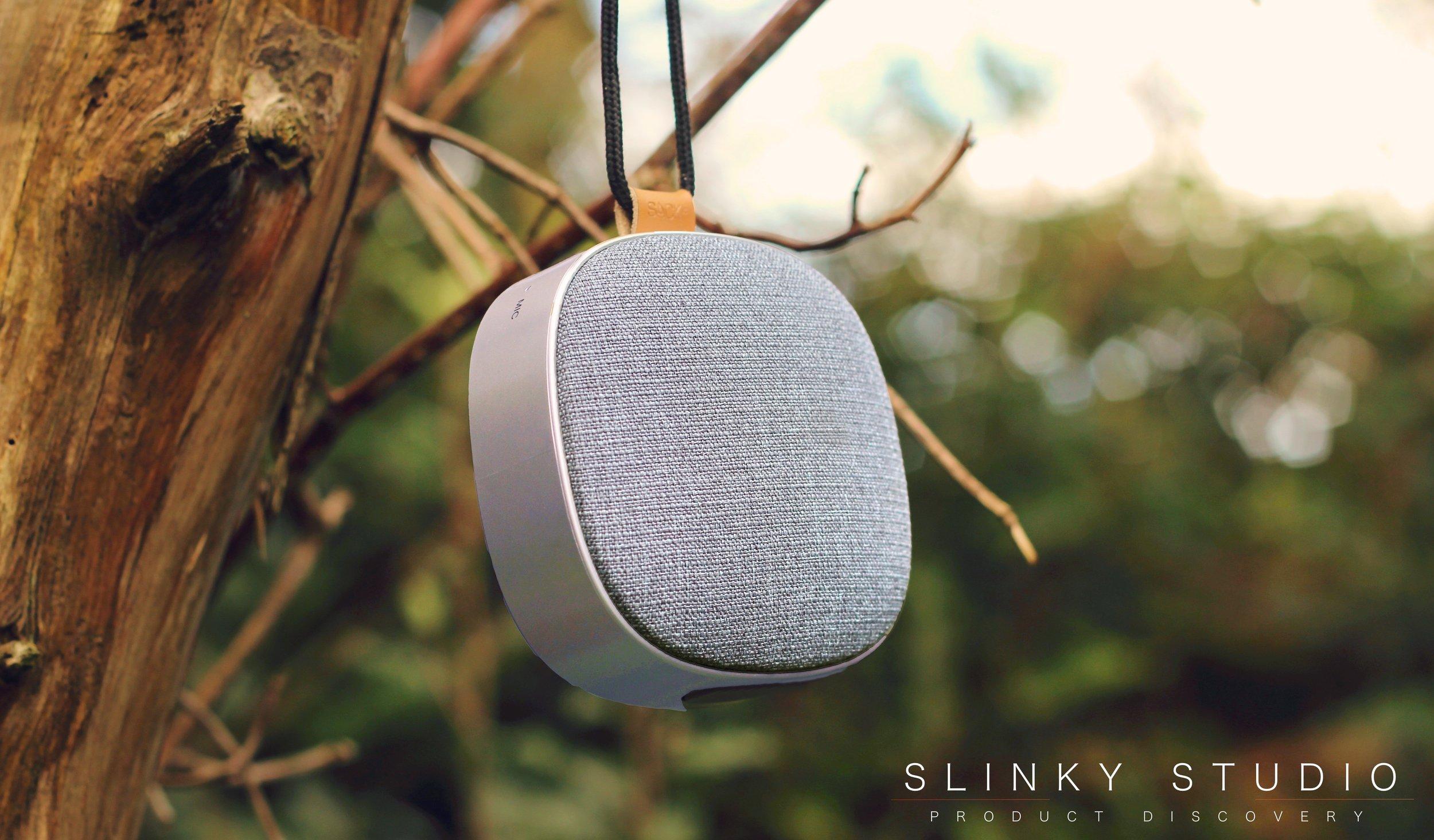 Sackit Moveit Speaker Review Slinky Studio