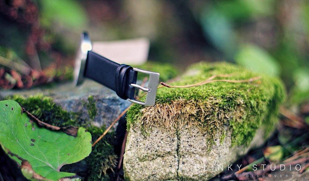 Botta Design Anniversary UNO+ Watch Buckle Close Up.jpg
