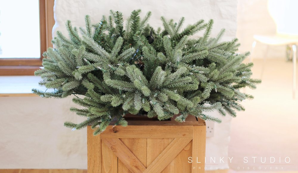 Balsam Hill Royal Blue Spruce Christmas Tree First Section.jpg