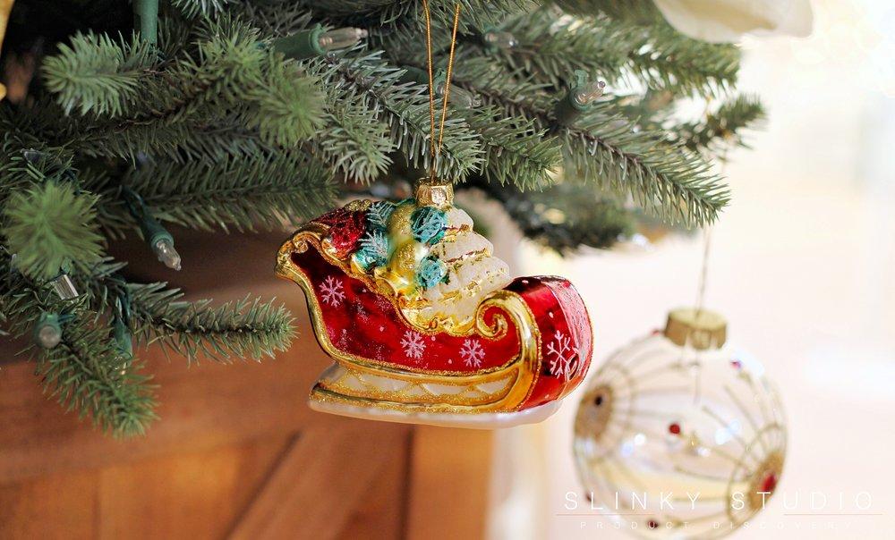 Balsam Royal Blue Spruce Christmas Tree Santa Sleigh.jpg