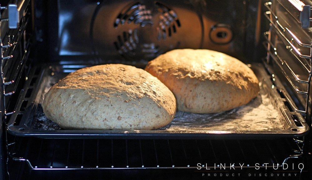 Hotpoint Class 9 SI9 891 SP IX Oven Bread Dough Risen.jpg