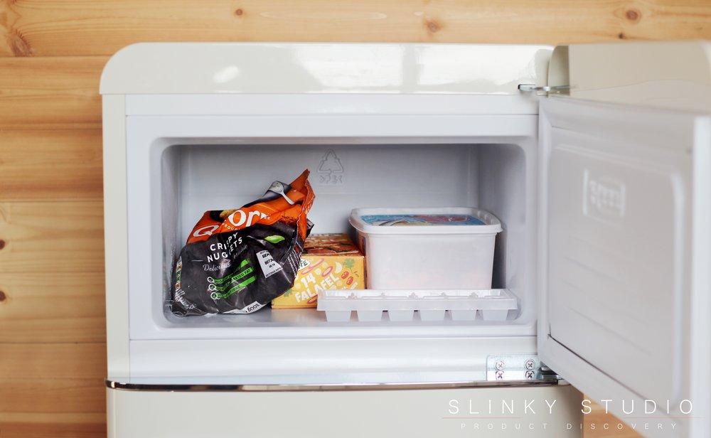 Bauer Haüs Retro Top Freezer