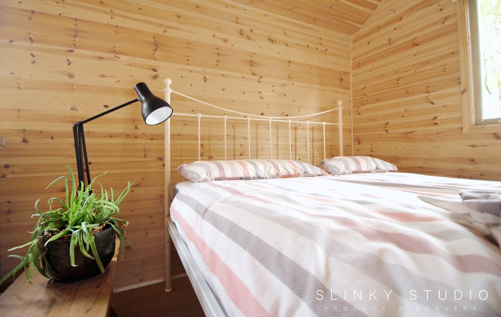 Endurance Beds Briony Wrought Iron Bed Frame Scandi Beddning Wooden Cabin.jpg