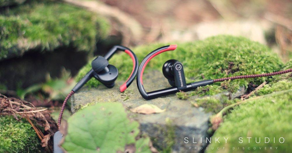 SoundMAGIC ST80 Earphones