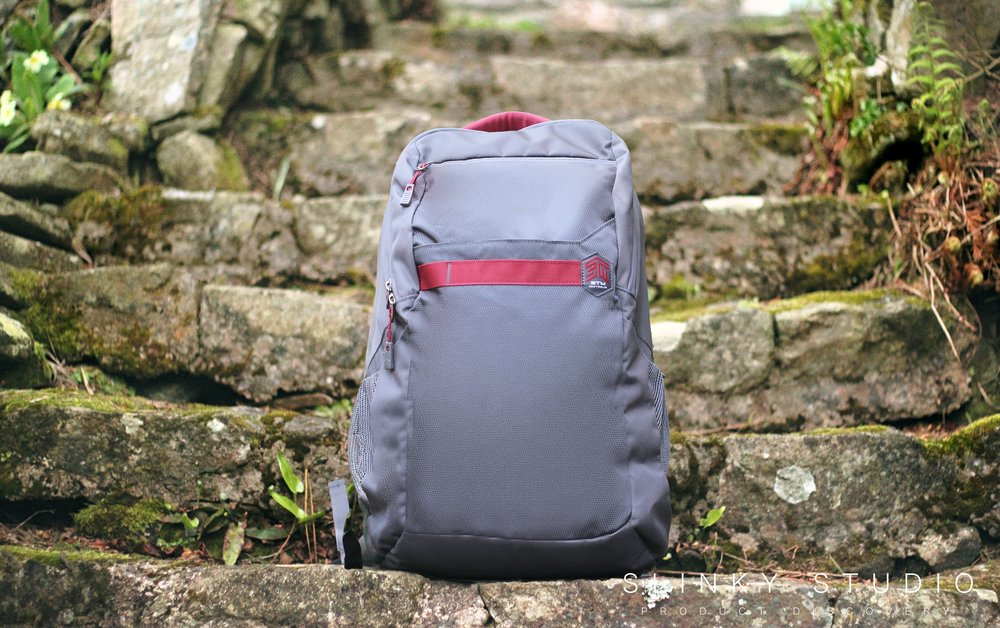 STM Saga Backpack Grey