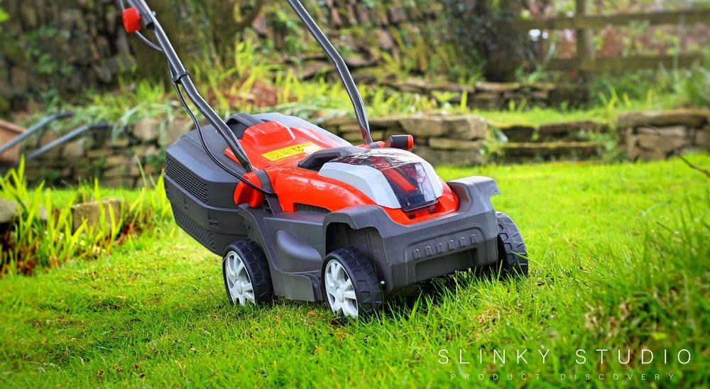 Flymo Mighti-Mo Cordless Lawnmower