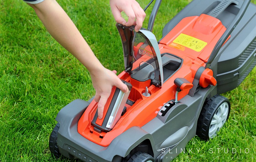 Flymo Mighti-Mo Cordless Lawnmower Battery