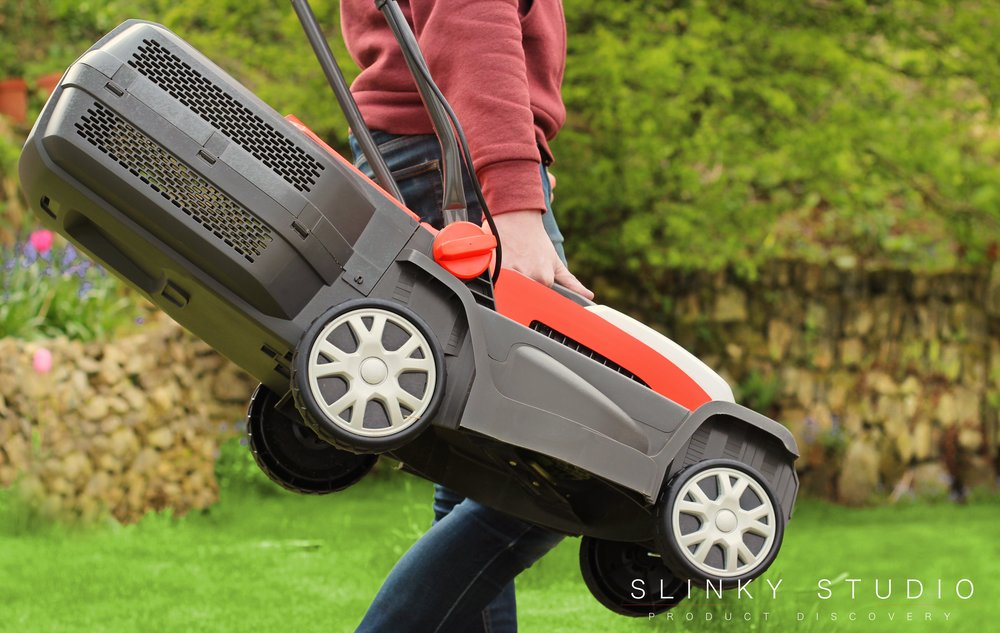 Flymo Mighti-Mo Cordless Lawnmower Carrying.jpg