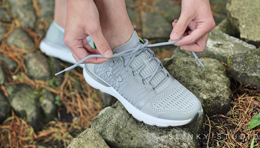Under Armour SpeedForm Gemini 3 Record Equipped Running Shoes Laces.jpg