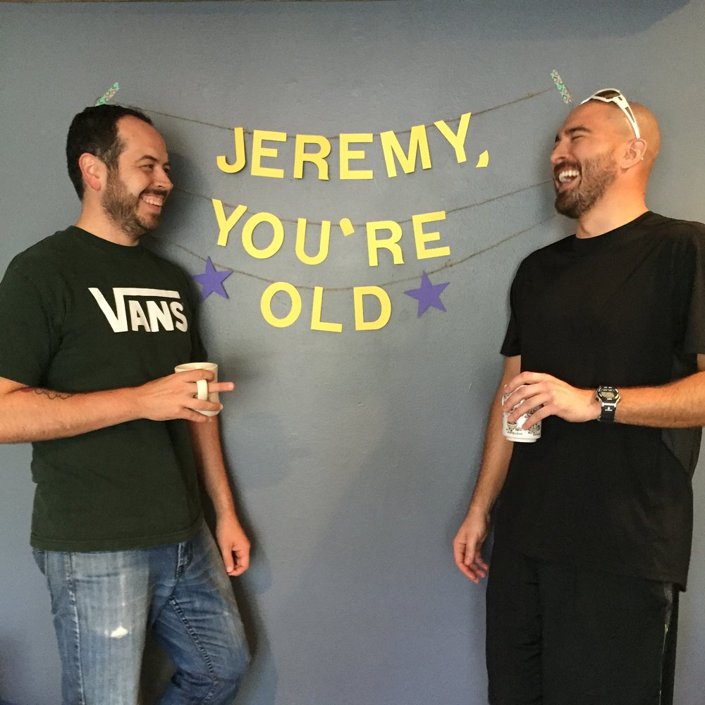 - Friends and fellow psychotherapists Matt Inman and Jeremy Ezell sit down to have a conversation about wisdom and faithfulness. Jeremy was asked to write a letter to his 14 year old nephew on the two topics and rather than writing a letter decided it would be better to talk it out.