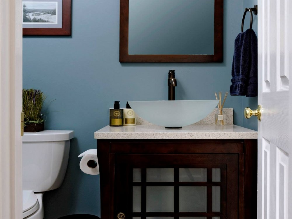 VIEW ALL POWDER ROOMS