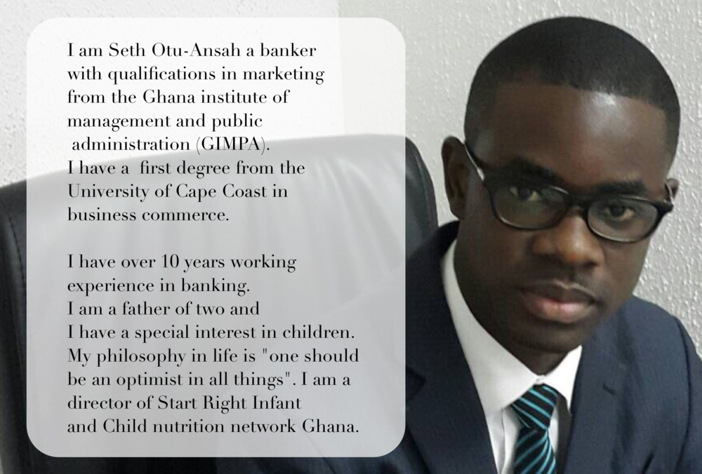 SETH OTU - ANSAH, DIRECTOR (FINANCE)