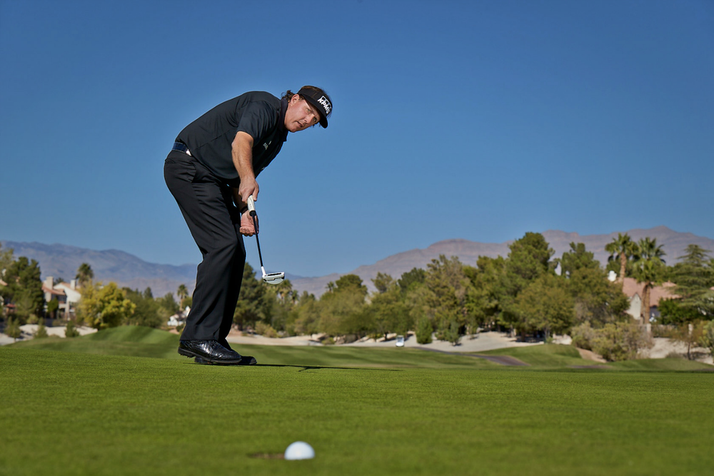 CALLAWAY // PHIL MICKELSON  LOCATION: LAS VEGAS, NEVADA