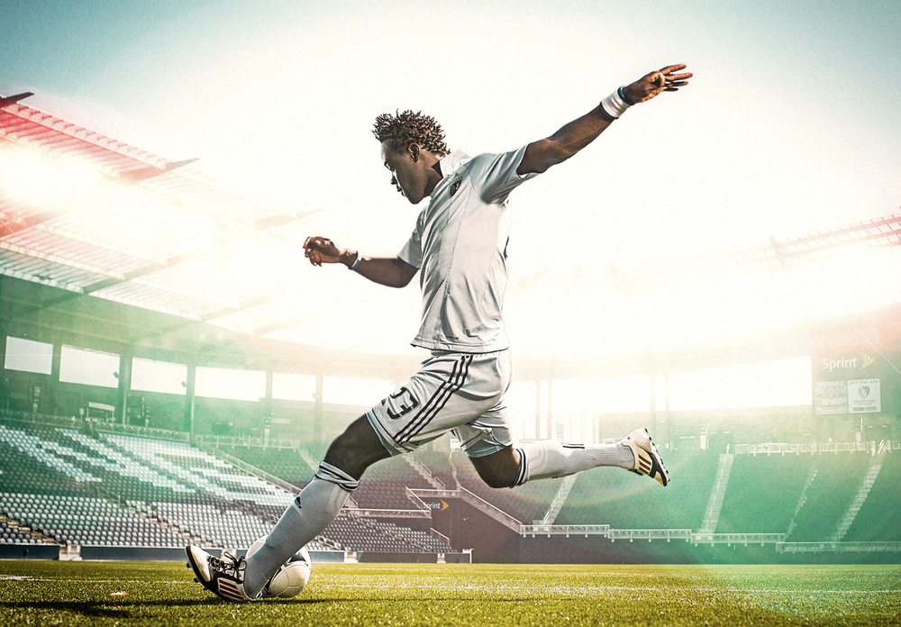 ESPN MAGAZINE // KEI KAMARA MLS  LOCATION: KANSAS CITY, MISSOURI