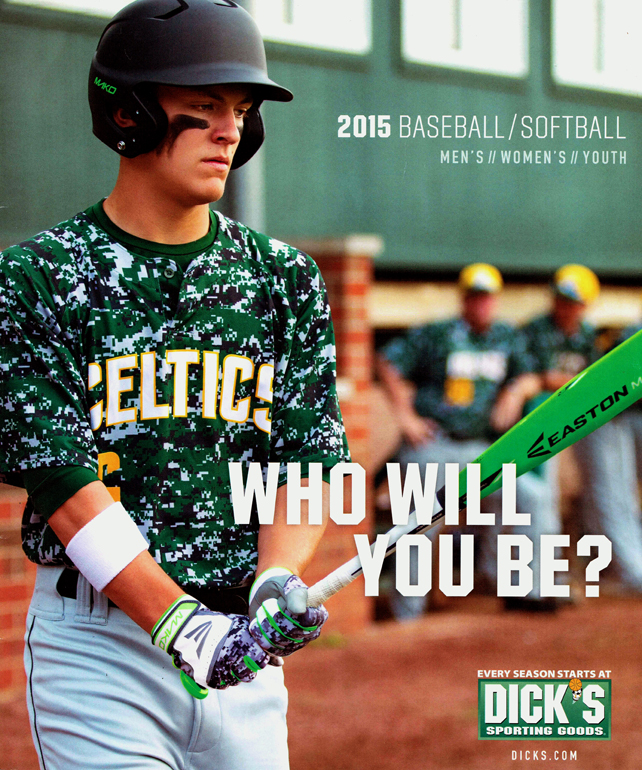 DICK'S SPORTING GOODS // BASEBALL  LOCATION: CHICAGO, ILLINOIS