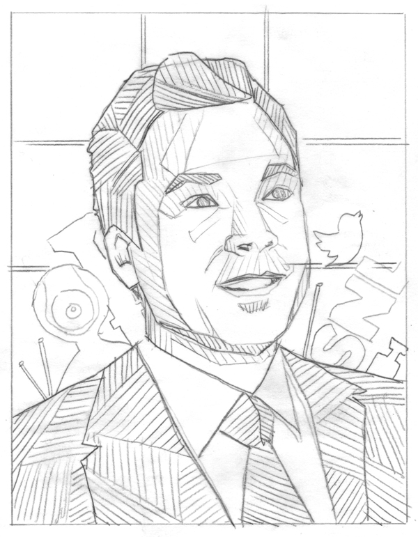 'Nerds Win!' Maxim Magazine // Jimmy Fallon sketch by DKNG