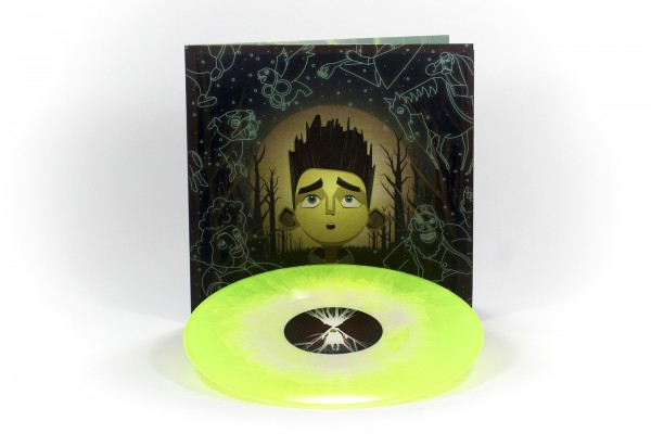 ParaNorman Limited Edition Vinyl // Design by DKNG