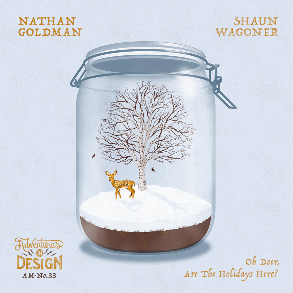Adventures In Design Podcast with Nathan Goldman