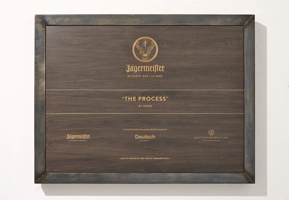 Jägermeister 56 Parts Campaign by DKNG