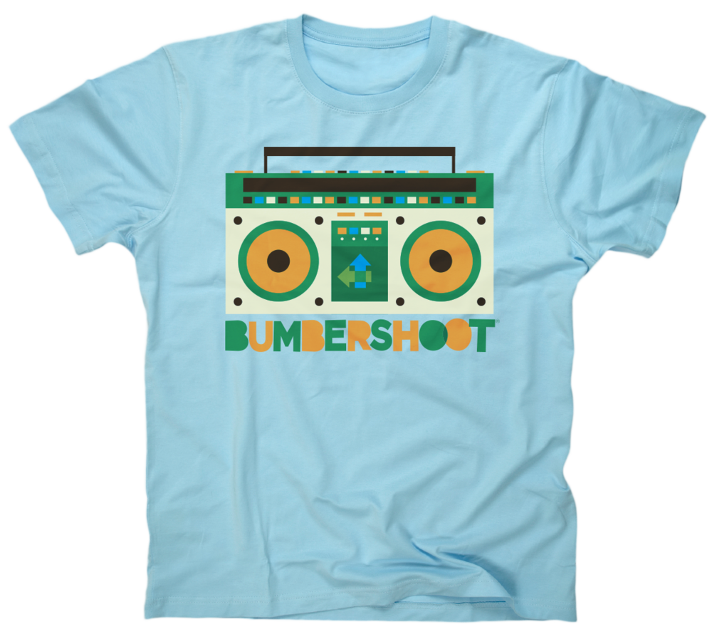 Bumbershoot Shirt by DKNG