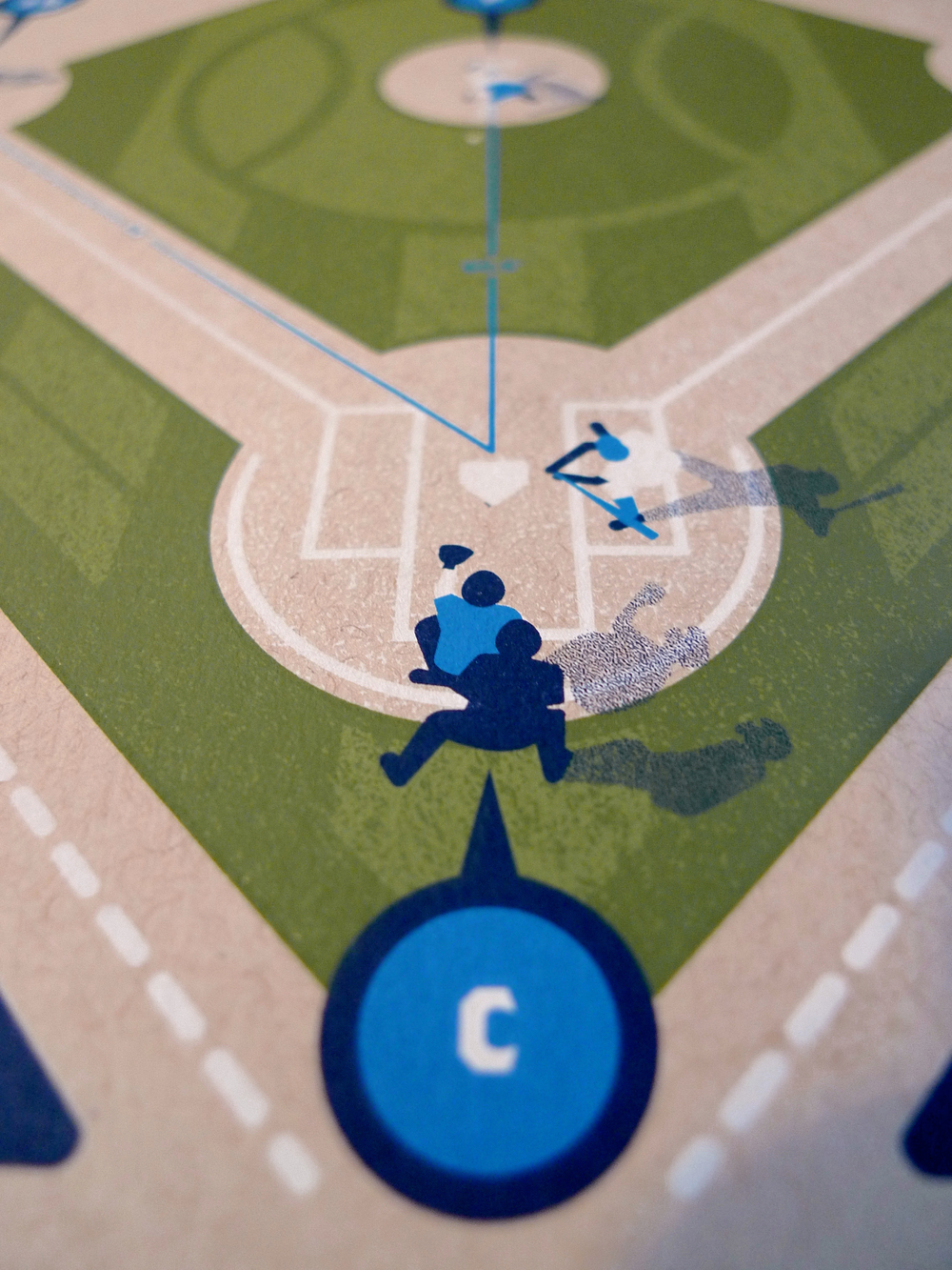 Baseball Infographic by DKNG