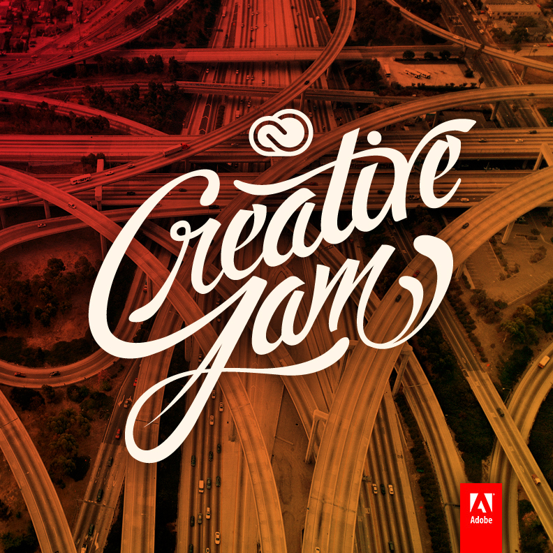 Adobe Creative Jam with DKNG