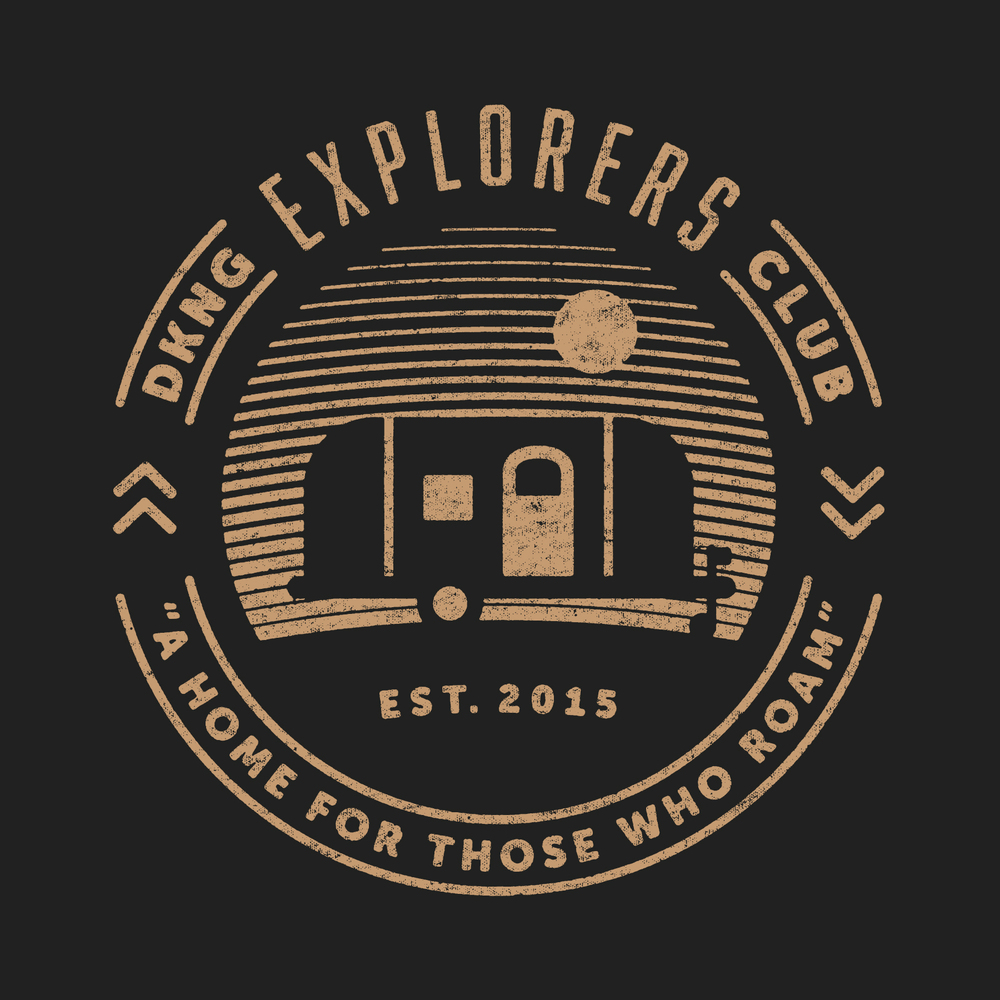 Explorers Club T-Shirt by DKNG