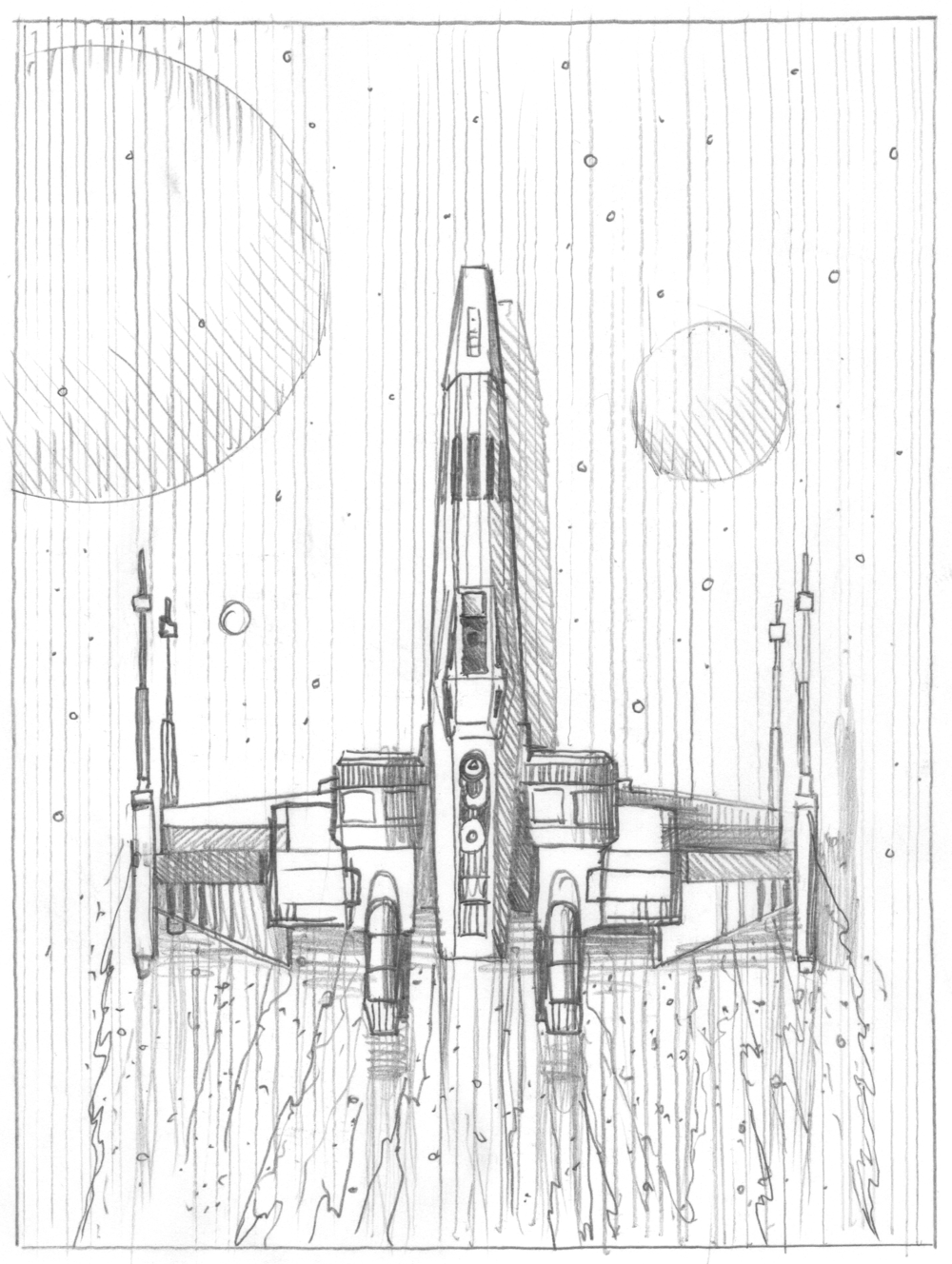 463 best images about Star Wars Art: Drawings & Sketches on ...