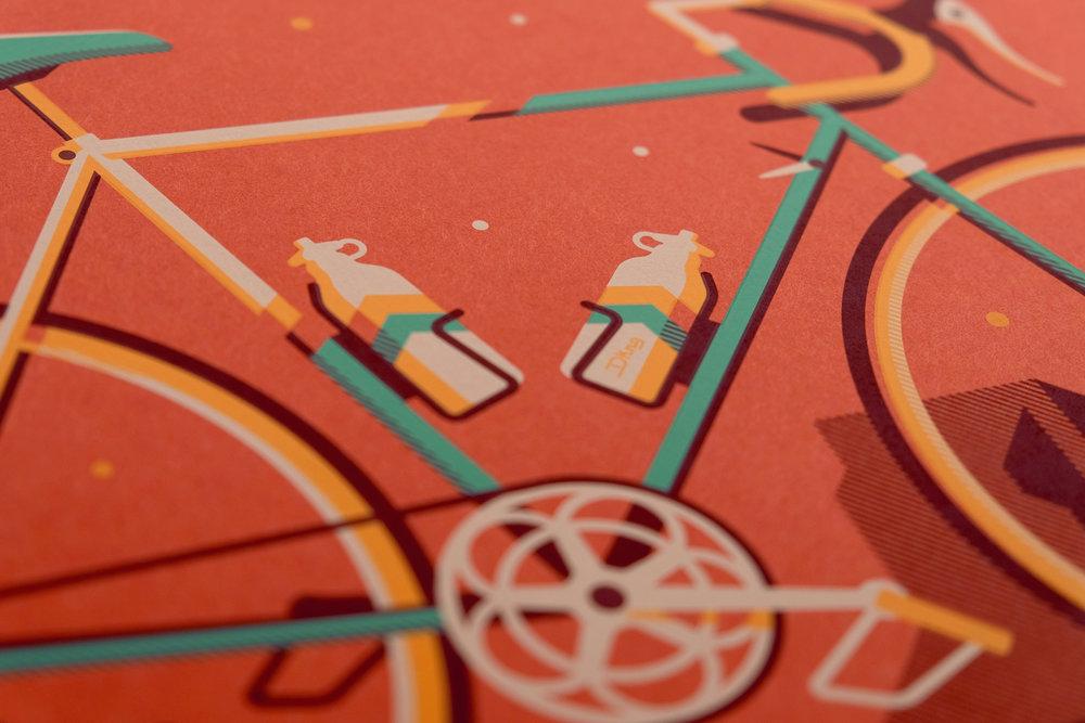 Mesa art print by DKNG