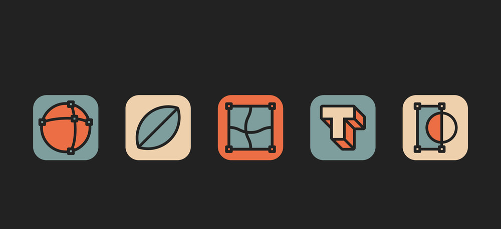 ILLUSTRATING AN ICON SET   Our Brand New Skillshare Class is Now Live!   LEARN MORE