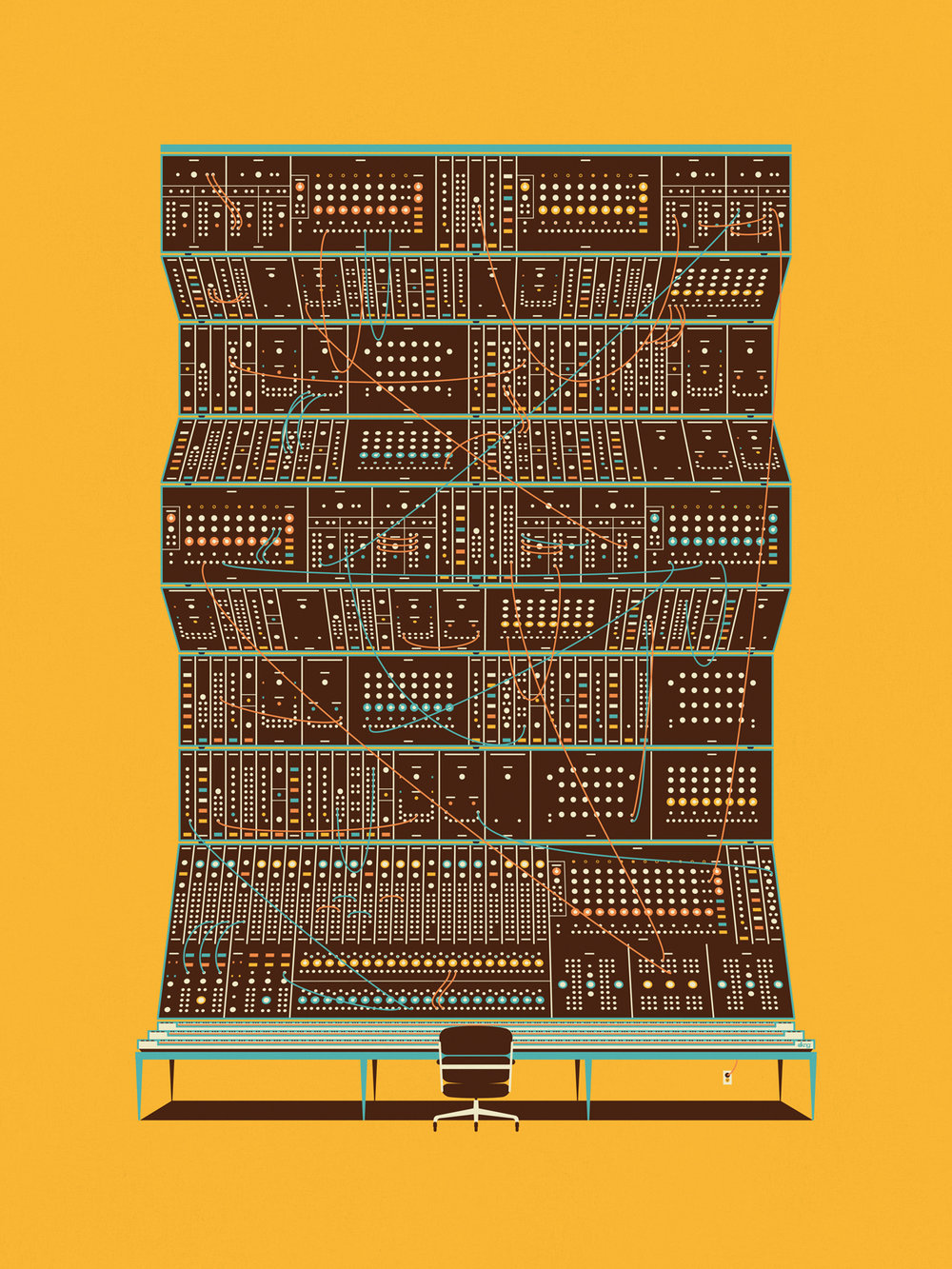 Moog Stack by DKNG