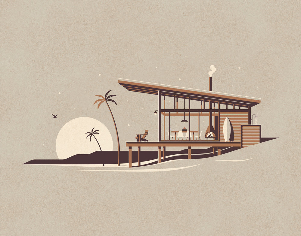 CABIN SERIES   A new art print series. Available now.   LEARN MORE