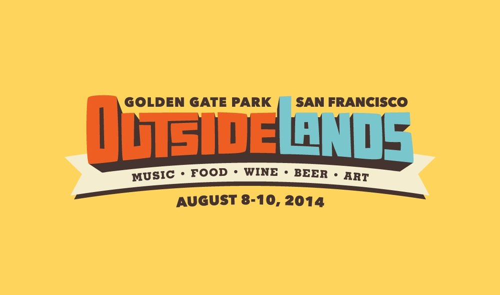 Outside Lands 2014 Logo