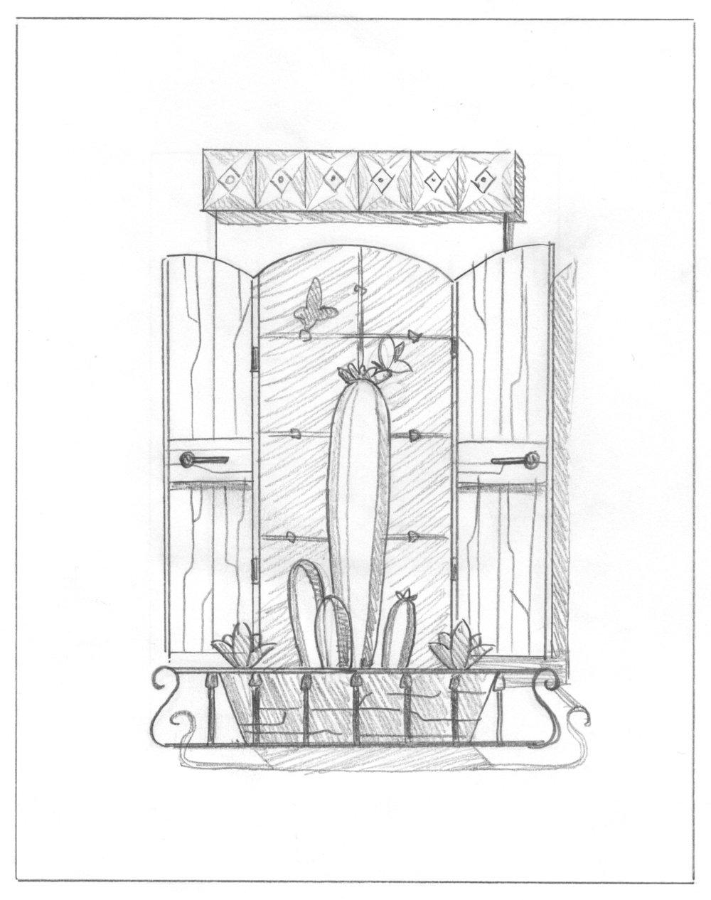 Oaxaca Art Print by DKNG