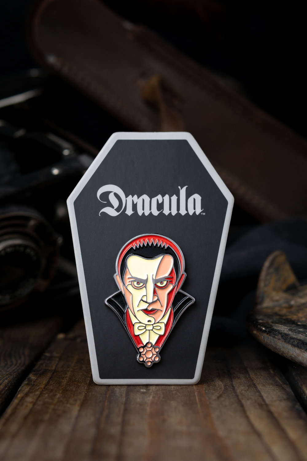 Universal Monsters Pins by DKNG