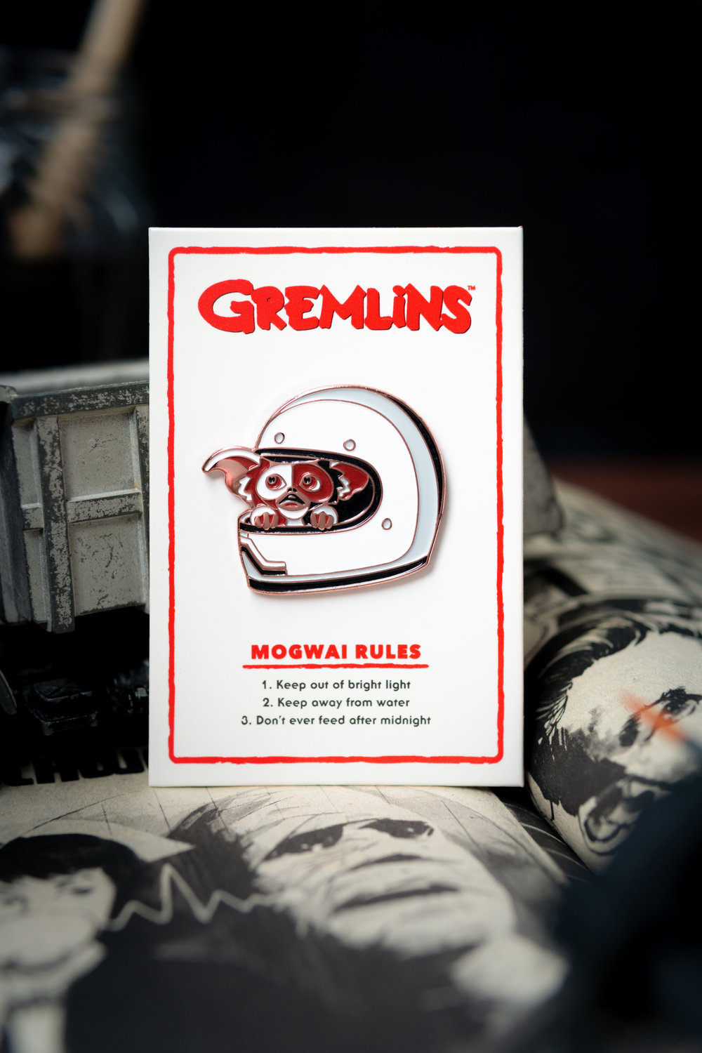 Gremlins pins by DKNG