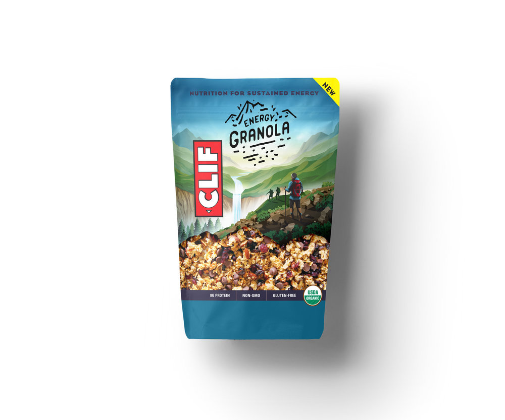 Clif Bar Illustration by DKNG
