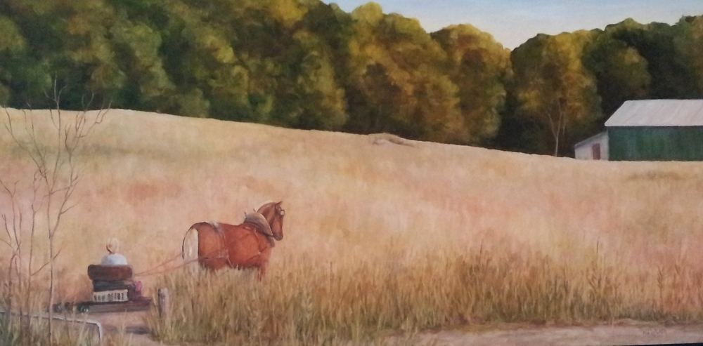 """Kelly & Cooter, 24x48"""""""