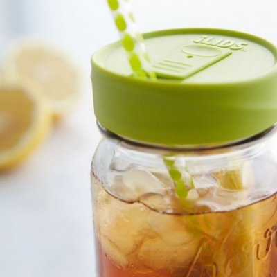 intelligent lids mason jar drink lid