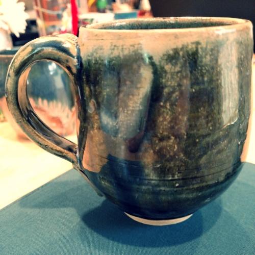 mug the first