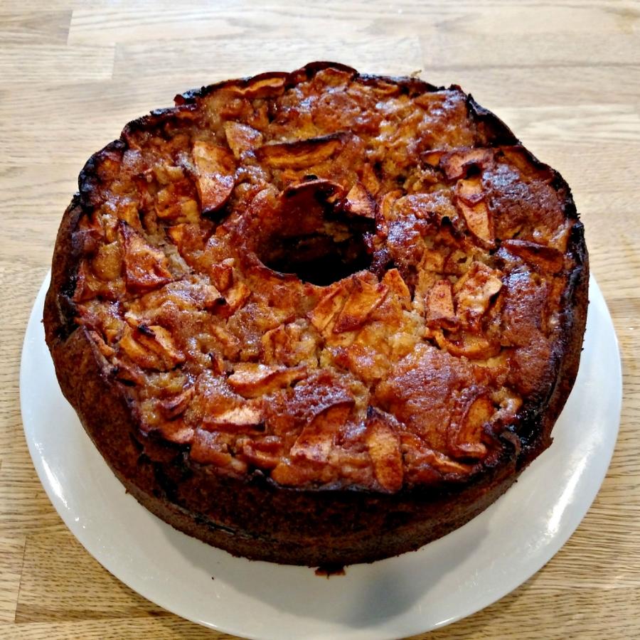 mmm cake.
